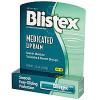 Blistex Medicated Lip Balm SPF15 - Бальзам для губ, 4.25 г