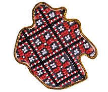 Набор для вышивки бисером Магнит Карта Украины Винницкая область AMK-002