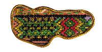 Набор для вышивки бисером Магнит Карта Украины Закарпатская область AMK-007