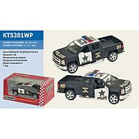 Машина металлическая KINSMART KT5381WP
