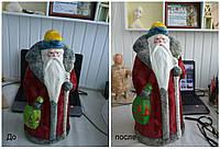 Реставрация и ремонт антикварной игрушки