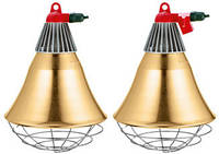 Защитный абажур Inter Heat для инфракрасных ламп (без переключателя)