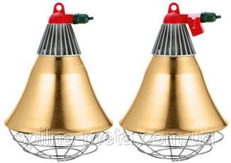 Защитный плафон Inter Heat для инфракрасных ламп (без переключателя)