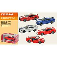 Машина металлическая KINSMART KT5386WF