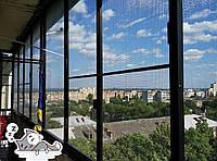 Антикошка на балкон с установкой.