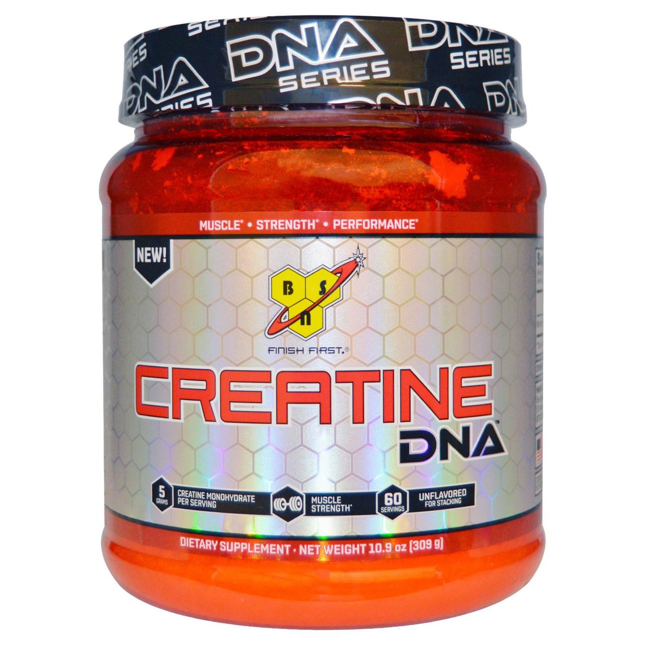 Creatine DNA BSN 309 g