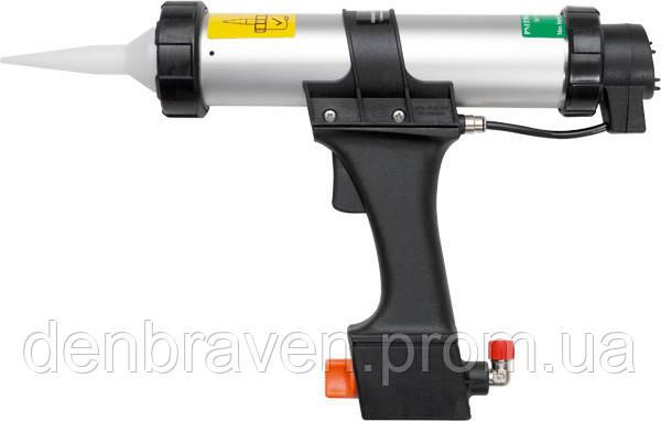 Пневматический пистолет для герметиков 310мл COX MK-5, фото 2