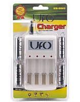 Зарядное устройство для аккумуляторов UFO KN-8003 (+4 аккумулятора)