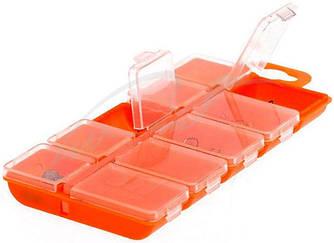 Коробка Aquatech 2310 10 яч. с крышками