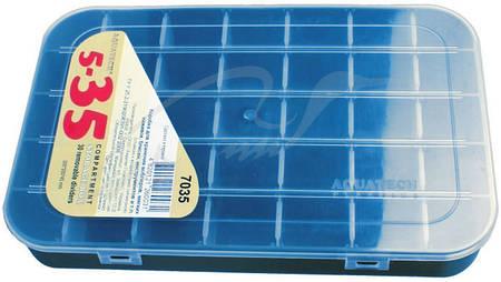 Коробка Aquatech 7035 5-35 ячеек