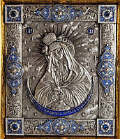 Икона Остробрамская Пресвятая Богородица