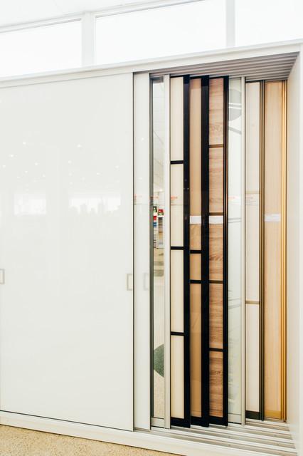 Двери-купе в сборе