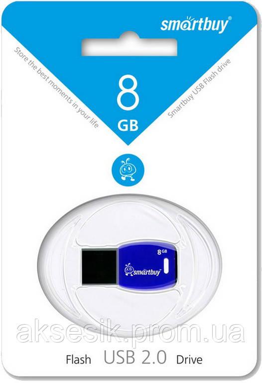 8Gb SmartBuy USB 2.0 Cobra Blue