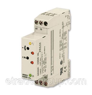 OMRON аналоговый полупроводниковый таймер H3DS-FLC