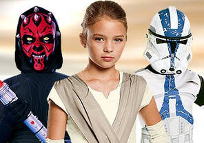 Костюмы Star Wars для детей