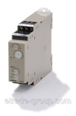 OMRON аналоговый полупроводниковый таймер H3DK-F AC/DC24-240