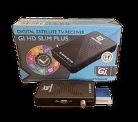 Спутниковый HD ресивер Galaxy Innovations GI HD SLIM Plus картоприемник