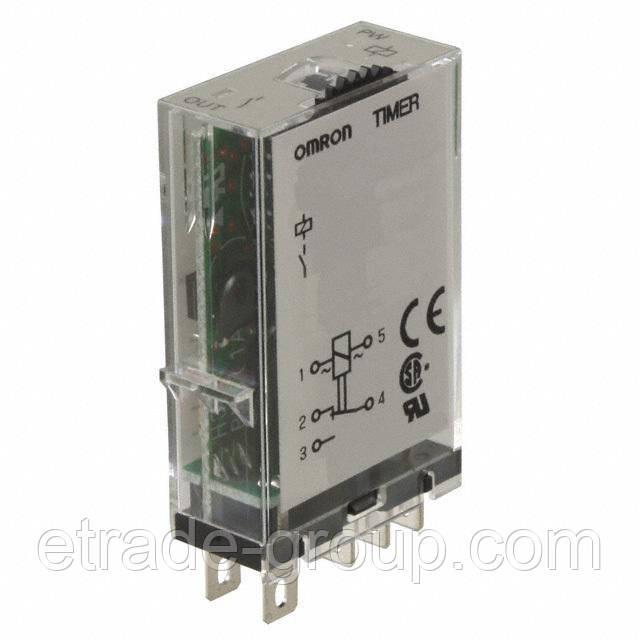 OMRON аналоговый полупроводниковый таймер H3RN-1 24DC