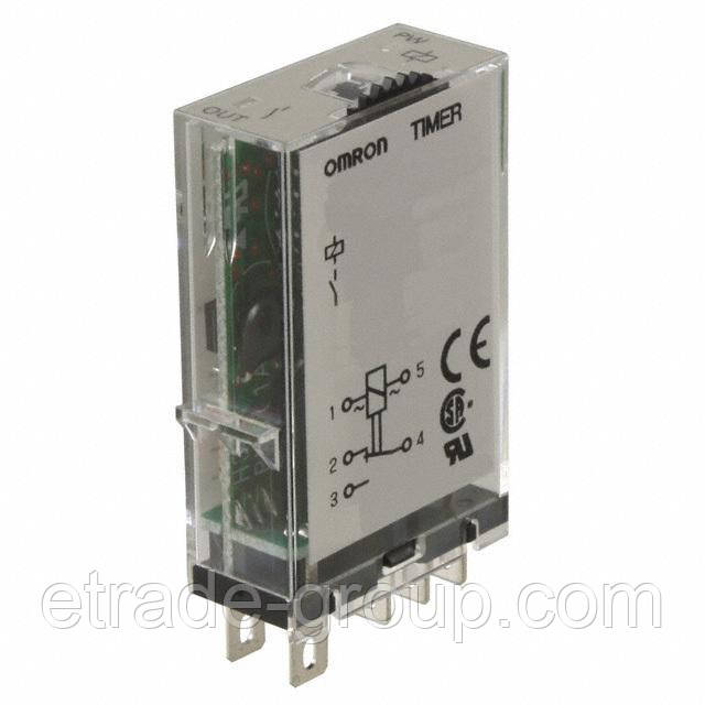 OMRON аналоговый полупроводниковый таймер H3RN-2 24DC