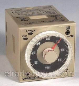 OMRON аналоговый полупроводниковый таймер H3CR-H8L AC/DC24 S OMI