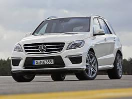 Диски и шины на Mercedes Benz M-Class W 166