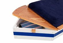 Детская кроватка KidKraft Лодка 76253, фото 3