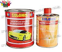 Colomix (Коломикс) 2К акриловая эмаль (Красная 1015) с отвердителем