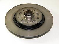 Тормозной диск задний на Рено Кенго II 08> (с подшипником) - Renault (Оригинал) 432020879R