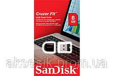8GB SanDisk USB 2.0 Cruzer Fit