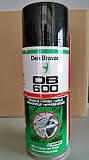 Универсальная смазка в аэрозоли Den Braven 600