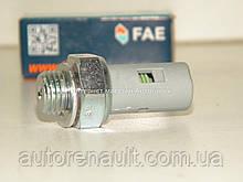 Датчик давления масла на Рено Кенго 1.5dCi (65л.с+82л.с)+1.6 16V(95л.с)1.9idCi 01-> — FAE (Испания) - FAE12636