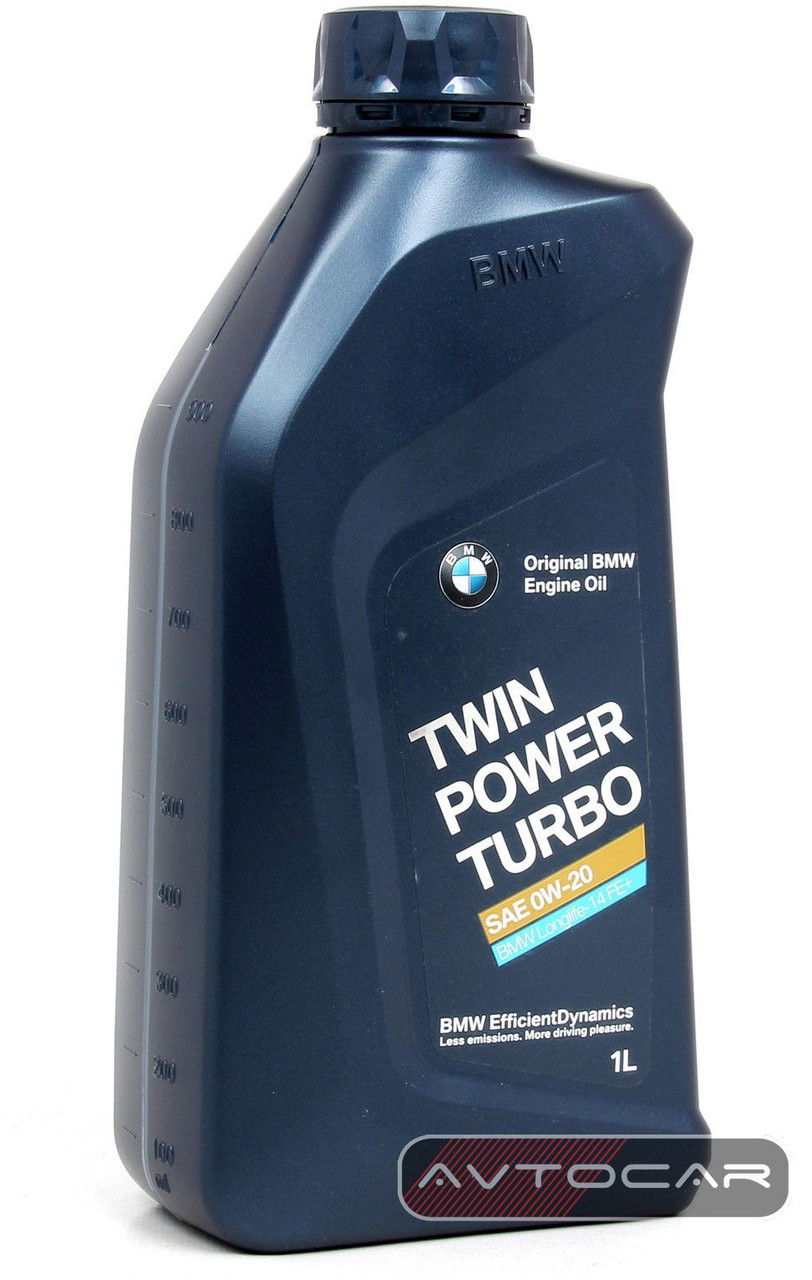 Масло моторное BWW TwinPower Turbo Longlife-14 FE + SAE 0W-20