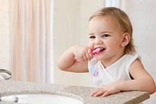 Щетки и зубные пасты для детей