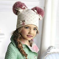 Эксклюзивные шапки для девочек