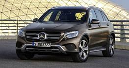 Диски и шины на Mercedes Benz GLC-Class X253