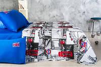Набор Ретро: постельное белье и летнее одеяло, фото 1