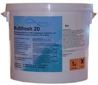 Fresh Pool Комплекс 4 в 1 5 кг (таблетки 20 г)