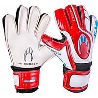 Детские вратарские перчатки HO Soccer TEAM FLAT