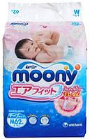 Подгузники Moony M 6-11 кг RS62 (4903111243976)