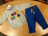 Детский стильный спортивный костюм для мальчика
