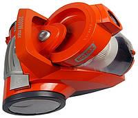 Пылесос без мешка ROTEX RVC20-E: 2000 Вт, 2 насадки, контейнер 3 л, 3 колеса, HEPA фильтр