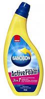 Пенистое средство Sano для мытья унитаза  750 мл (883042)