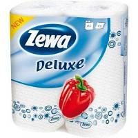 Полотенца бумажные Zewa Deluxe 2 слоя 2шт (7322540029987)