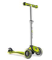 Самокат Globber My Free +2C 3 колеса до 50 кг 3+ Зеленый  (NTGB0000440-106)