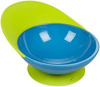 Глубокая тарелка Boon Catch Bowl Blue/Green (B10134)