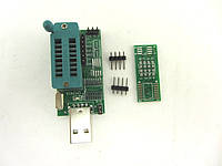 Программатор для 24(I2c) и 25 (spi) серий USB CH341