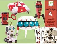 Оригами Djeco Космос (DJ09670)