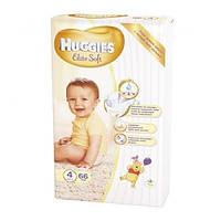 Подгузники Huggies Elite Soft 4 Mega 66 шт (5029053545301)