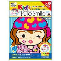 Детская косметическая маска для лица Pure  Smile Пираты Джи 25г (ARK02)