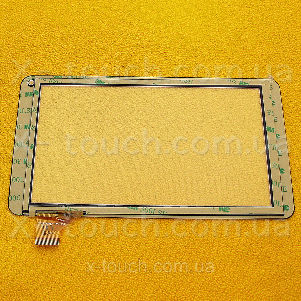 Тачскрин, сенсор  DRTP-077 для планшета